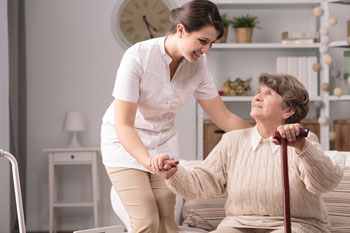 A number of care homes may be breaking the law, research reveals image
