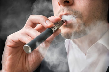 A third of councils forcing vapers to use smoking shelters image
