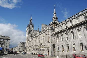 Aberdeen named council of the year at MJ Awards image