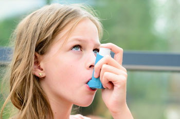 Air pollution could be causing a third of child asthma cases, study warns image