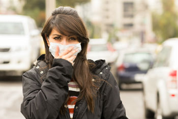 Air pollution major public health emergency', charity warns image