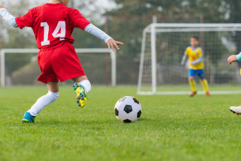 Air pollution stopping children reaching sporting potential, report warns image
