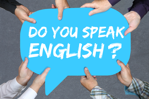All local government staff must now speak fluent English  image