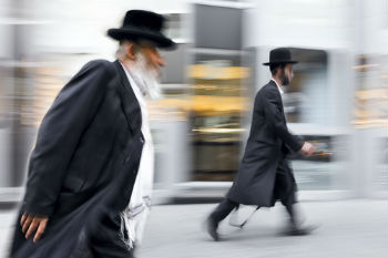 Antisemitic attacks in UK rise to highest ever levels image