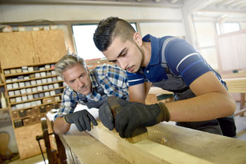 Apprenticeship target could be 'damaging' to public sector image