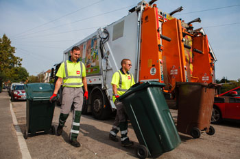 Authorities exceeding recycling expectations, but more must be done, says union image