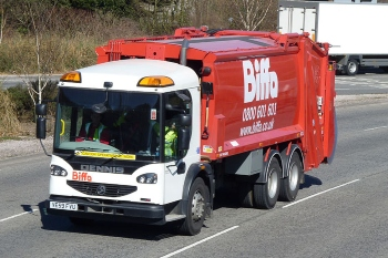 Biffa fined for £350,000 over contaminated China shipment image