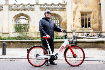 Big Issue eBikes: Biking for good! image