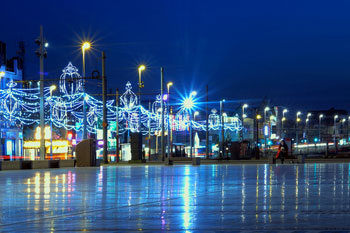 Blackpool refinances lighting PFI contract image