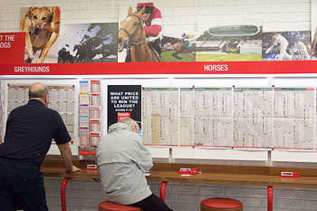 Bookmakers: a boost for the high street image