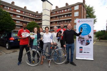 Borough rewards residents for reducing air pollution image