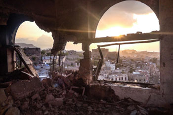 Brighton councillors criticise arms manufacturer for 'deadly bombs' used in Yemen image