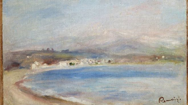 Bristol gallery can keep Renoir painting image
