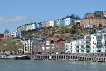 Bristol named 'green capital' of the UK image