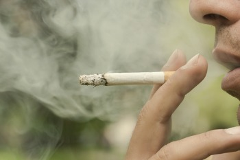 Call for ban on smoking in public places image
