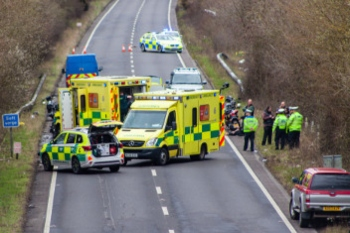 Calls for two clear actions to cut road casualties image