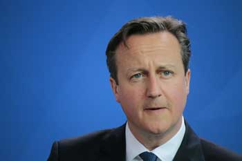 Cameron pledges to crack down on coasting academies image