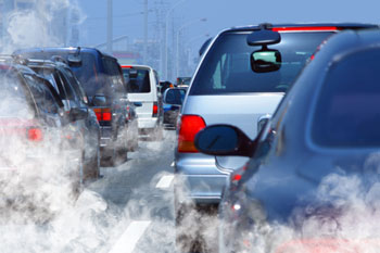 Car industry should pay more to tackle air pollution, MPs say image