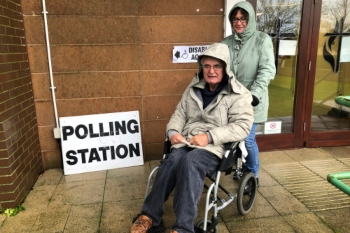 Care home residents barred from voting booth says care group image