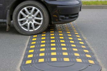 Charities warn against ripping up street bumps image