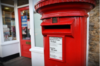 Charity calls for protection of crucial rural post office image