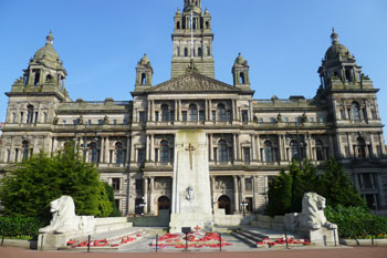 Charity drops legal action against Glasgow Council image