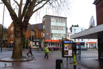 Chelmsford sees largest increase in footfall since easing of lockdown image
