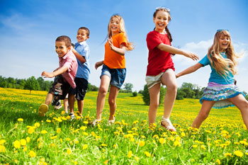 Children do less exercise as they get older, research reveals image