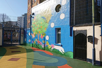 Childrens Play Commended: Salmon Street Scheme, Tower Hamlets LBC and Project Centre image