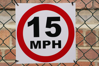 City of London plans UK's first 15mph speed limit image