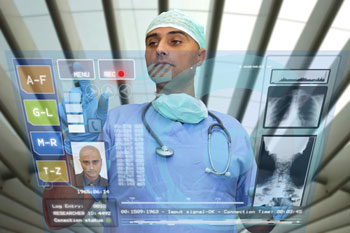 Collaboration in healthcare technology image