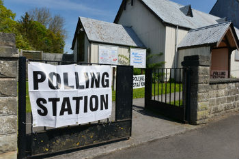 Concern over councils ability to cope with polls image