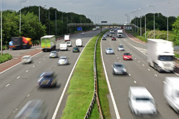 Contracts awarded for a decade of Smart Motorway construction image