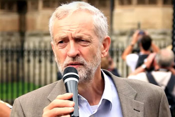 Corbyn sets out conditions for council regeneration schemes image
