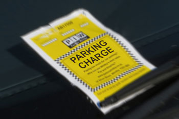 Council abandons policy on 'flipped' parking tickets image