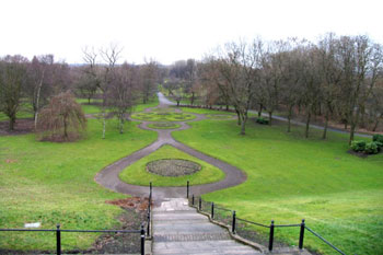 Council agrees to place parks in charitable trust image