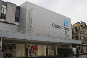 Council buys shopping centre for £14.8m image