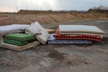Council chiefs call on mattress companies to 'recycle own products' image