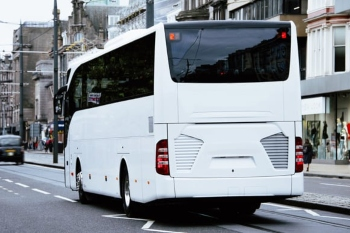 Council clamps down on idling drivers by removing coach parking spots image