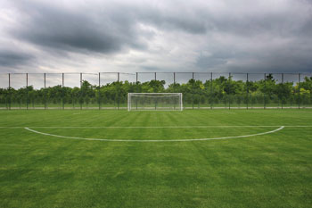 Council cuts damaging 'grassroots' grass pitches  image
