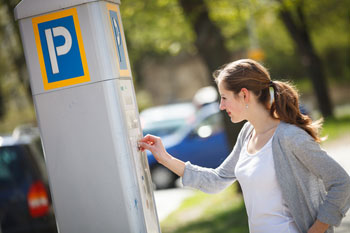 Council fights thieves by 'armour-plating' parking meters image
