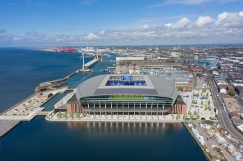 Council gives go-ahead to Everton FC's new stadium plans image