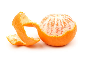 Council loses court case against man who accidentally dropped orange peel image