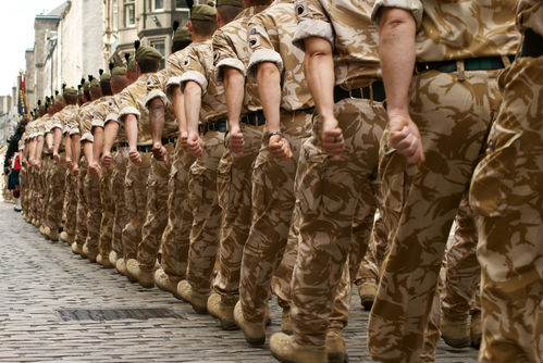 Council officer sorry after claiming local soldiers will take drugs and fight image