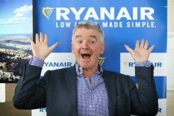 Council pension fund forum calls for Ryanair chair to step down image