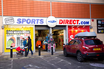 Council pension fund supports working practices review of Sports Direct image