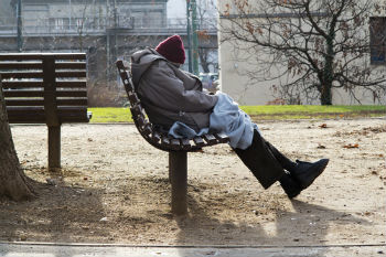 Council pledges to provide winter-long beds for all rough sleepers image