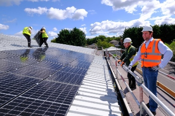 Council raises £1m through UKs first local government green bond image