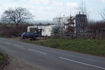 Council secures injunction against travellers image