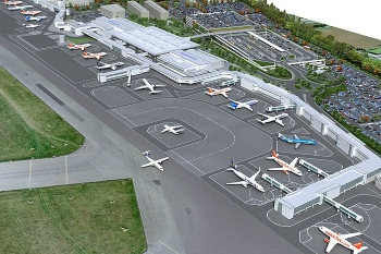 Council stops Bristol Airport expansion image